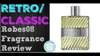 Eau Sauvage by Christian Dior Fragrance Review (1966) | Retro Series