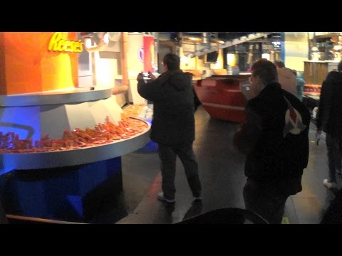 Behind The Scenes Tour (First Ever): Hershey's Chocolate World 2015