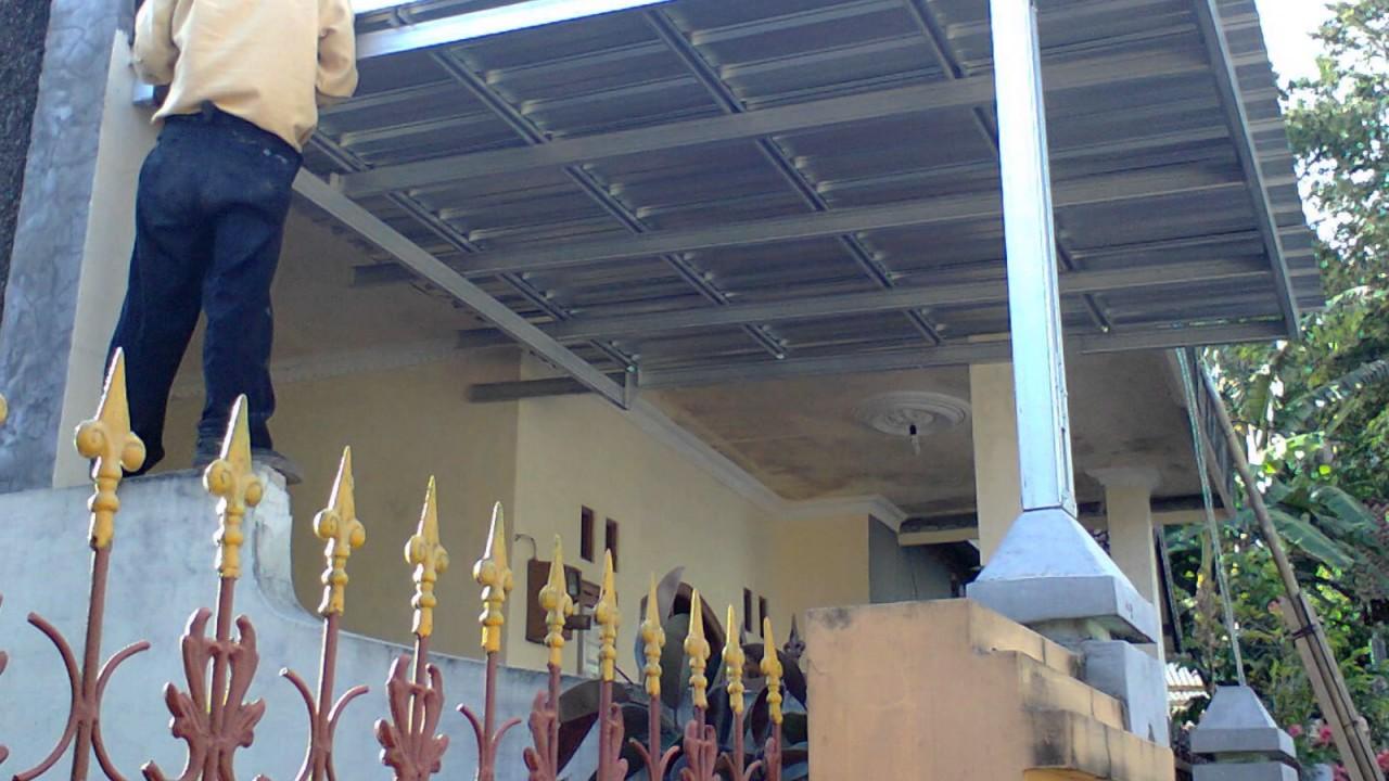 Hub 081 376 986 067 harga icanopyi ibajai iringani atap spandek