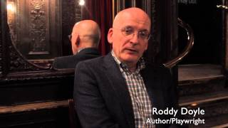 The Commitments - Press Conference with Roddy Doyle