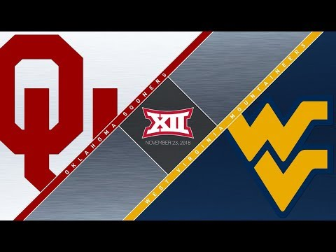 OU Highlights vs West Virginia (11/23/2018)