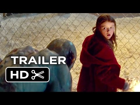 Extinction Official Trailer 1 (2015) - Matthew Fox Sci-Fi Horror Movie HD