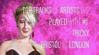 Tricky - Bristol to London - Emily Dolan Davies' - Drummer