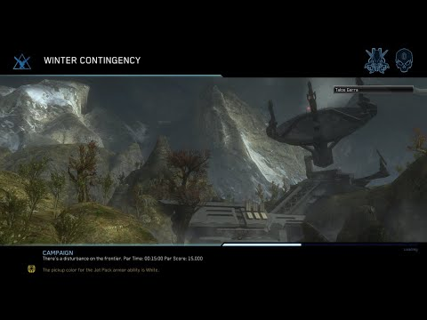 "Halo MCC Reach ""Freeze Tag"""