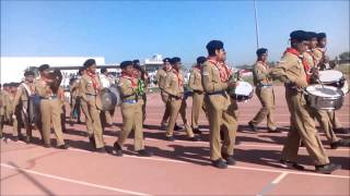 SHARJAH INDIAN SCHOOL SCOUT BAND