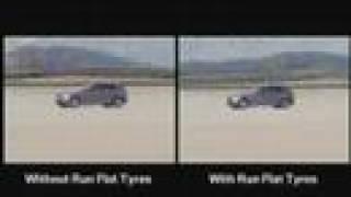BMW RFT Run Flat Tyres 失壓續跑胎(, 2008-03-17T03:10:13.000Z)