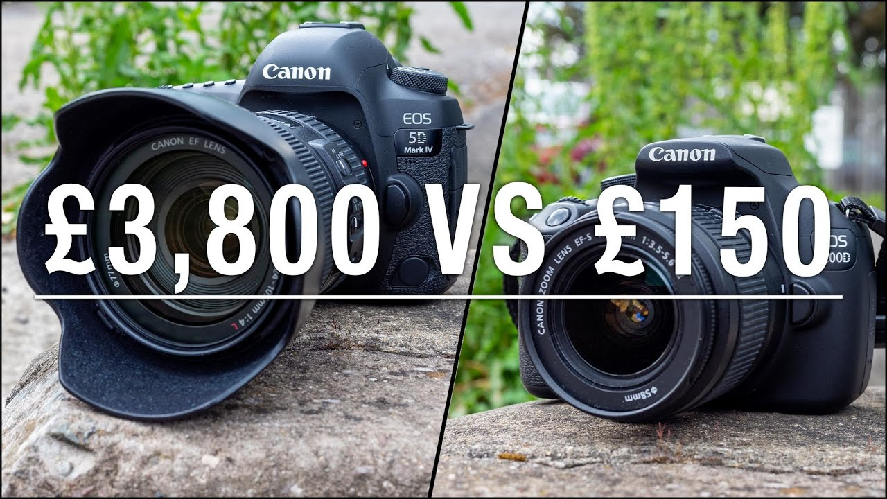 Image result for This Canon Gear Is 10x More Expensive, but Are the Results 10x Better?