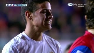 James Rodriguez vs Levante Away (02/03/2016) by JamesR10