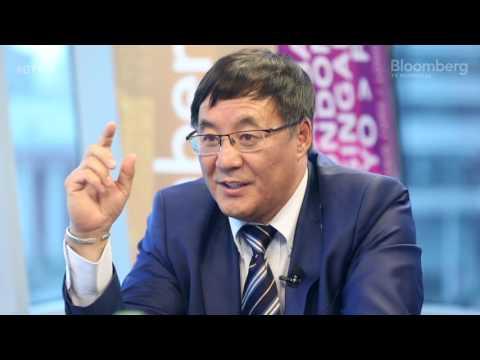 Ж.Галбадрах, Шинэ Монгол Эрдмийн хүрээлэнгийн захирал | @BloombergTVM Ярилцах цаг