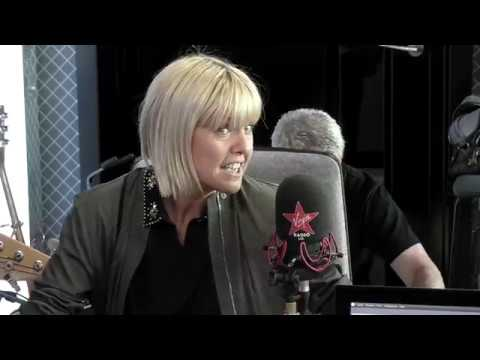 Ashley Jensen on The Chris Evans Breakfast Show with Sky