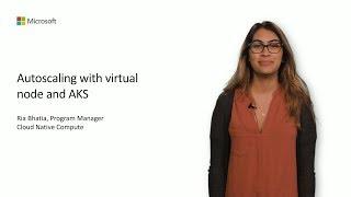 Autoscaling with virtual node and Azure Kubernetes Service (AKS)