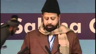 Blessings of Khilafat - Islam Ahmadiyyat Urdu Speech at Jalsa Salana Qadian 2009