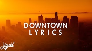 Anitta and J Balvin - Downtown Letra