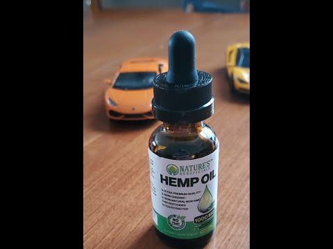 Nature's Beneficials Hemp Oil Review