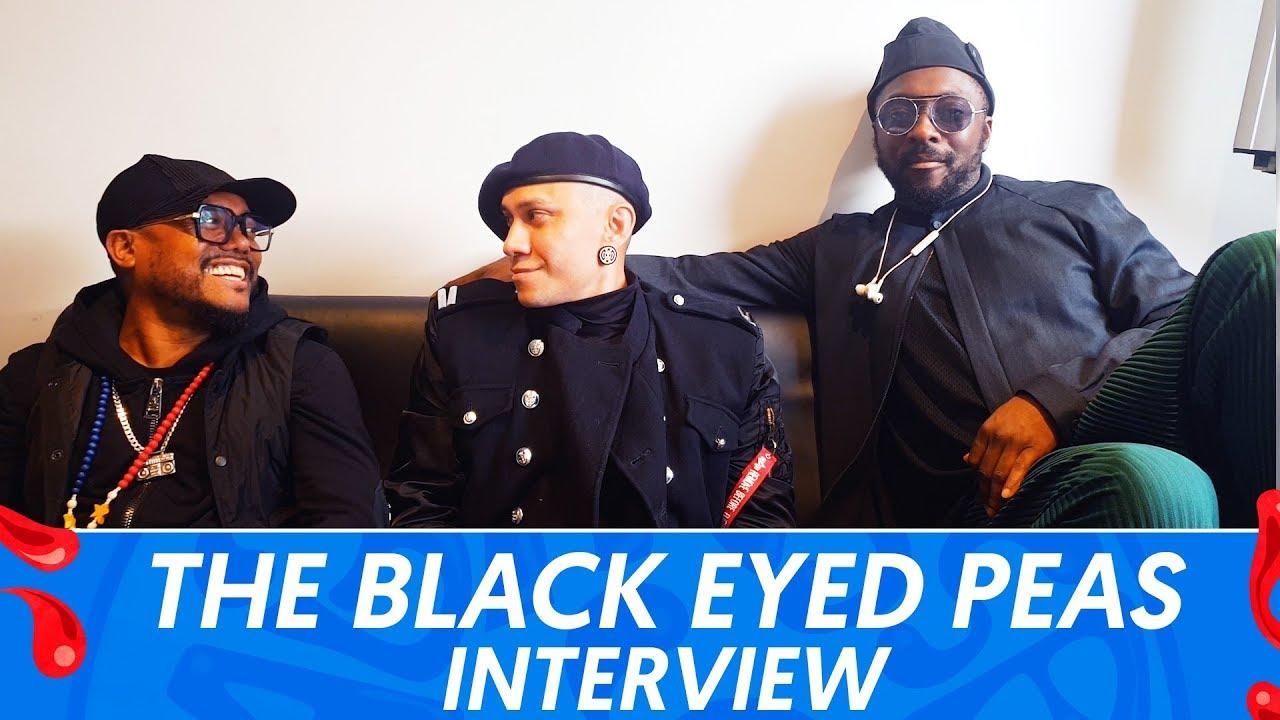Black Eyed Peas : Notre interview exclusive dans les coulisses de TPMP !