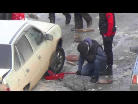 Авария 2015 Уфа 50 жертв за 2 дня   Слабонервным не смотреть   Дураки и Дороги России HD