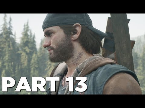 DAYS GONE Walkthrough Gameplay Part 13 - THE HUNT (PS4 Pro)