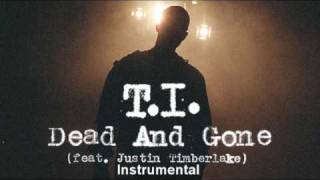 Dead and Gone (Instrumental)