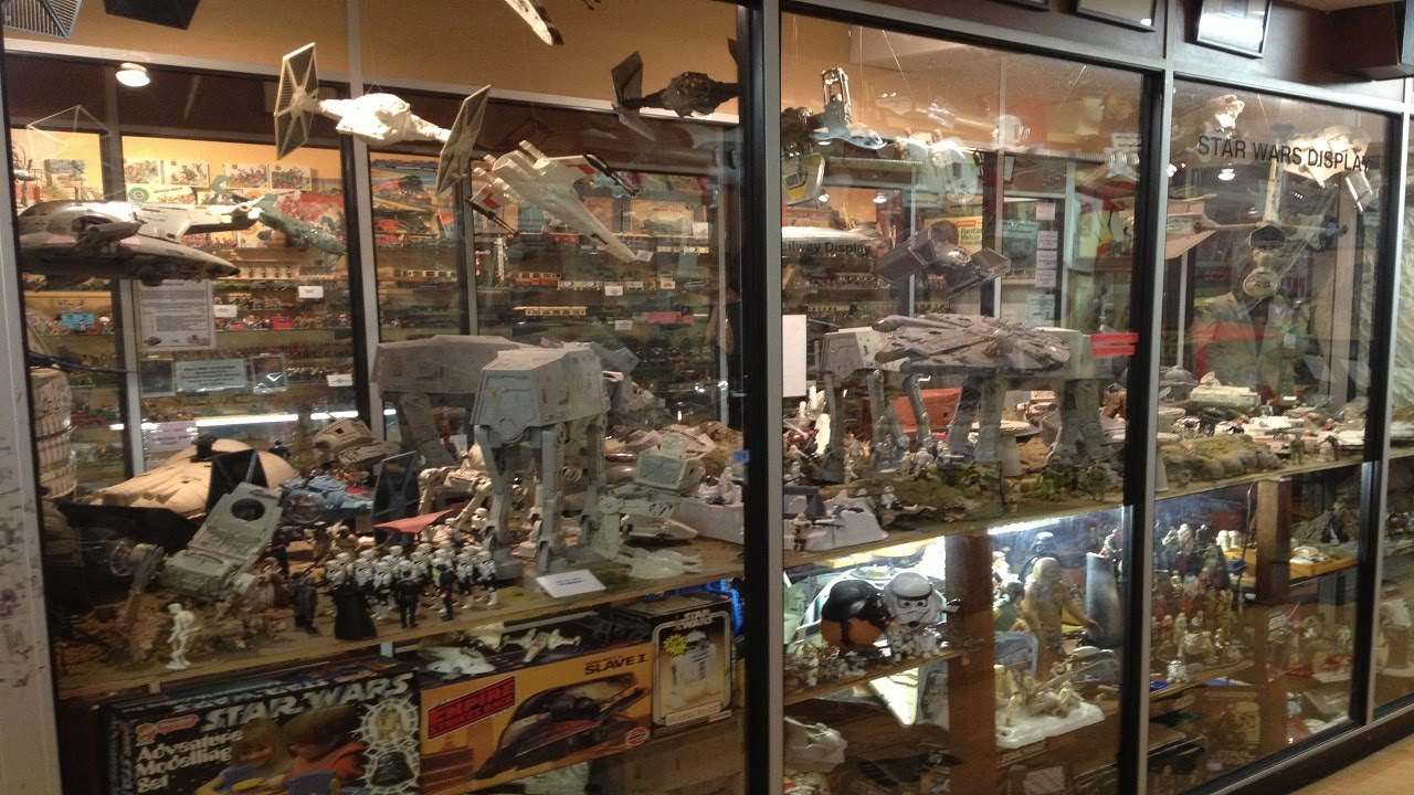 Star Wars Toys Museum 10