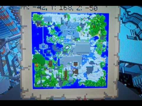 Minecraft Xbox 360 Epic World Before Creative