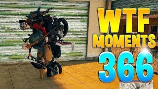 PUBG Daily Funny WTF Moments Highlights Ep 366