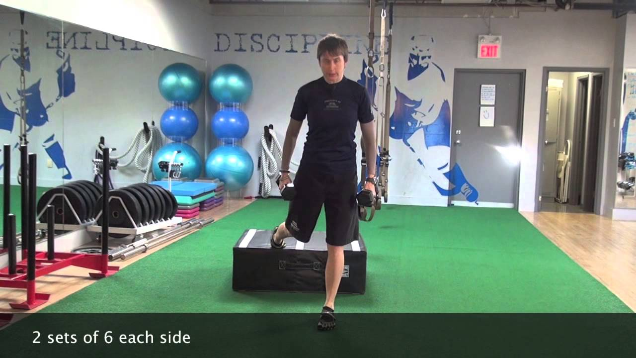 Revolution Conditioning: In-Season Hockey Workouts for High School