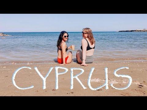 CYPRUS HOLIDAY VLOG 2019 🏝 | Limassol - Nicosia - Ayia Napa | Rebecca Sophie