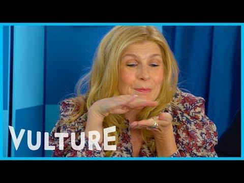 Connie Britton and Eric Bana Demonstrate Their Meme-ability