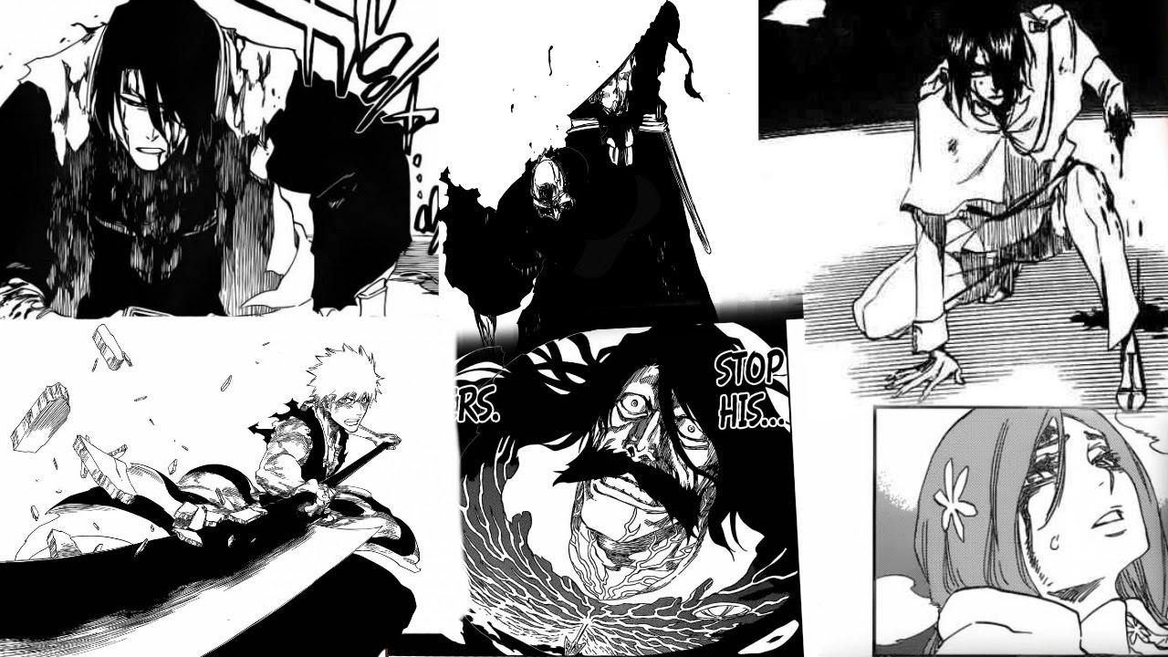 Bleach manga chapter 684 is everyone dead finale