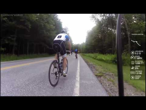 Stowe Bike Club app gap