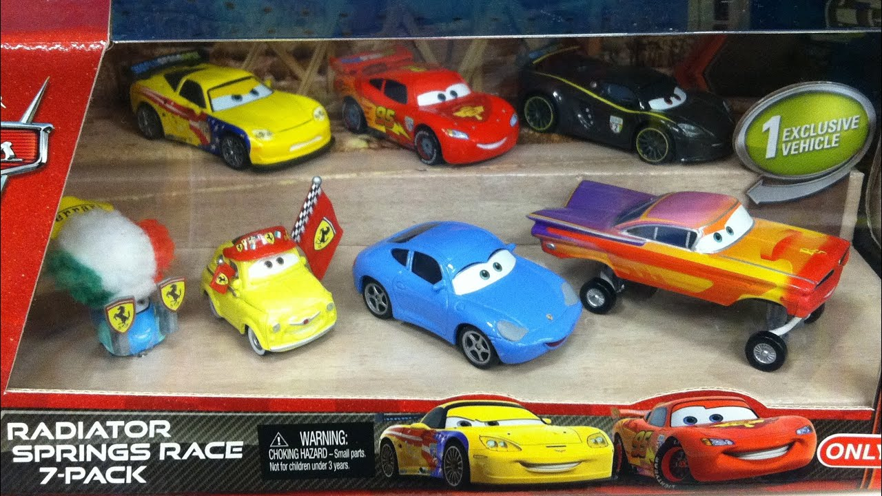 Cars Hydraulic Ramone Radiator Springs Race Pack Racers