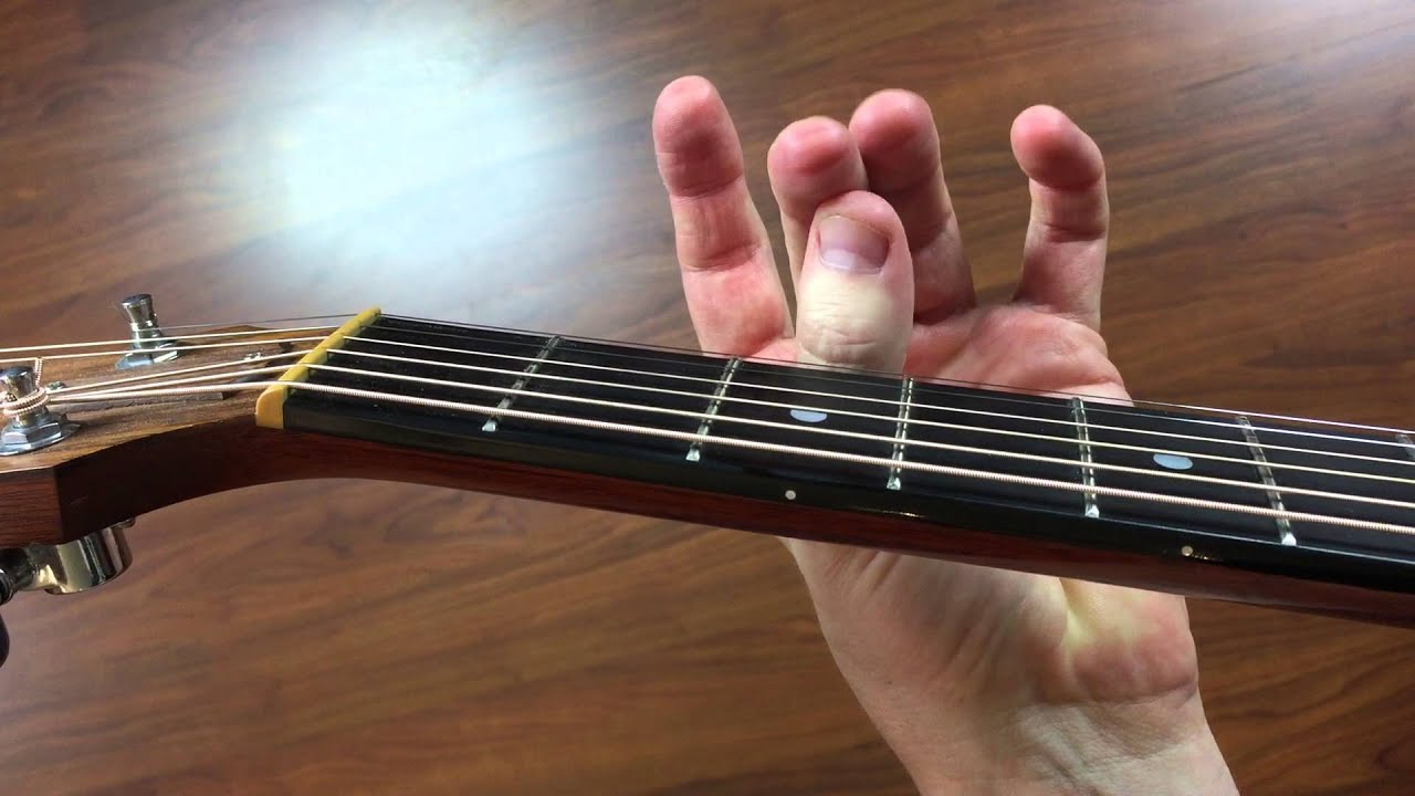 Chord Gmaj7 G Major 7 Guitar Open Chord How To Play Guitar For