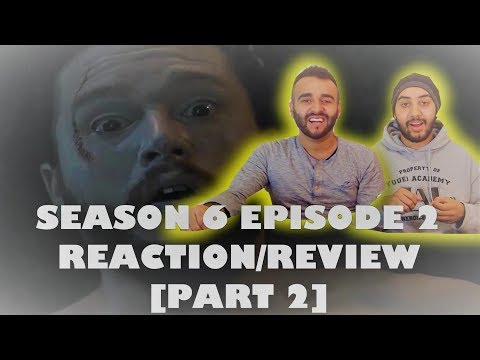 "Game of Thrones S6E2 (Part 2) REACTION!! ""Home"""