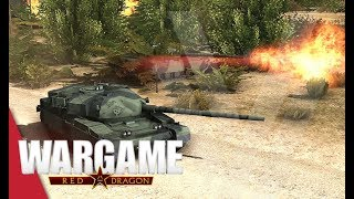 Back To Wargame! Wargame: Red Dragon Gameplay #78 (Bloody Ridge, 3v3)