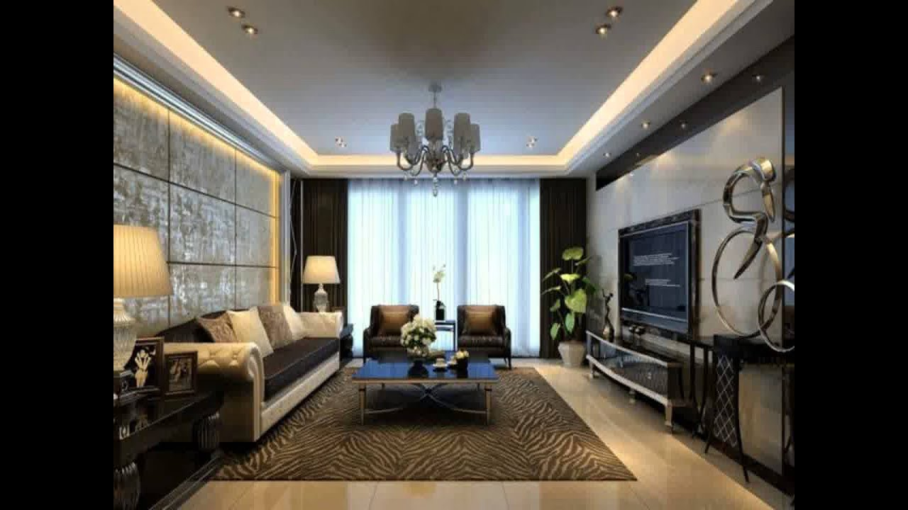 Attractive Navy Blue And Cream Living Room Ideas