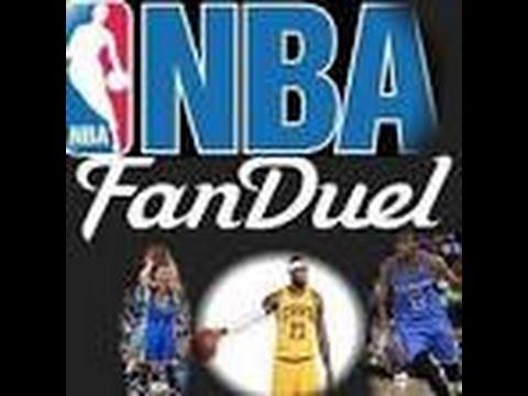 NBA Fanduel Ultimate Fantasy Lineups 11/8/2016