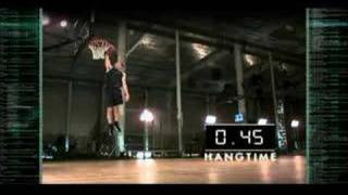 FSN Sport Science. Episode 1 - Hang Time - Jordan Farmar