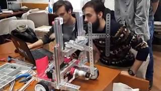 Robo Corp #084 | Short summary | First Tech Challenge 2018