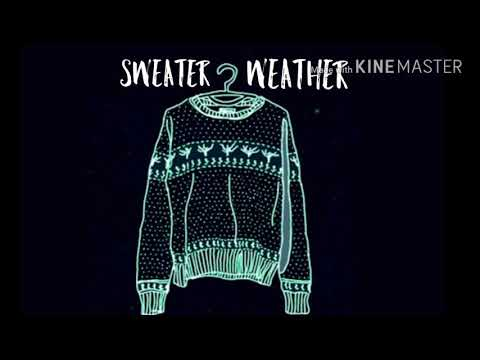 Sweater Weather || 8D Audio