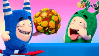 Oddbods | NEW | INDEPENDENCE DAY CELEBRATION FEAST! | Funny Cartoons For Kids