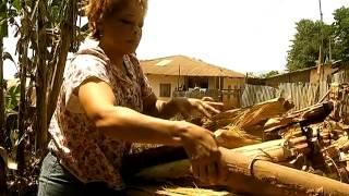 Ambiance villageoise- MAROLE TCHAMBA