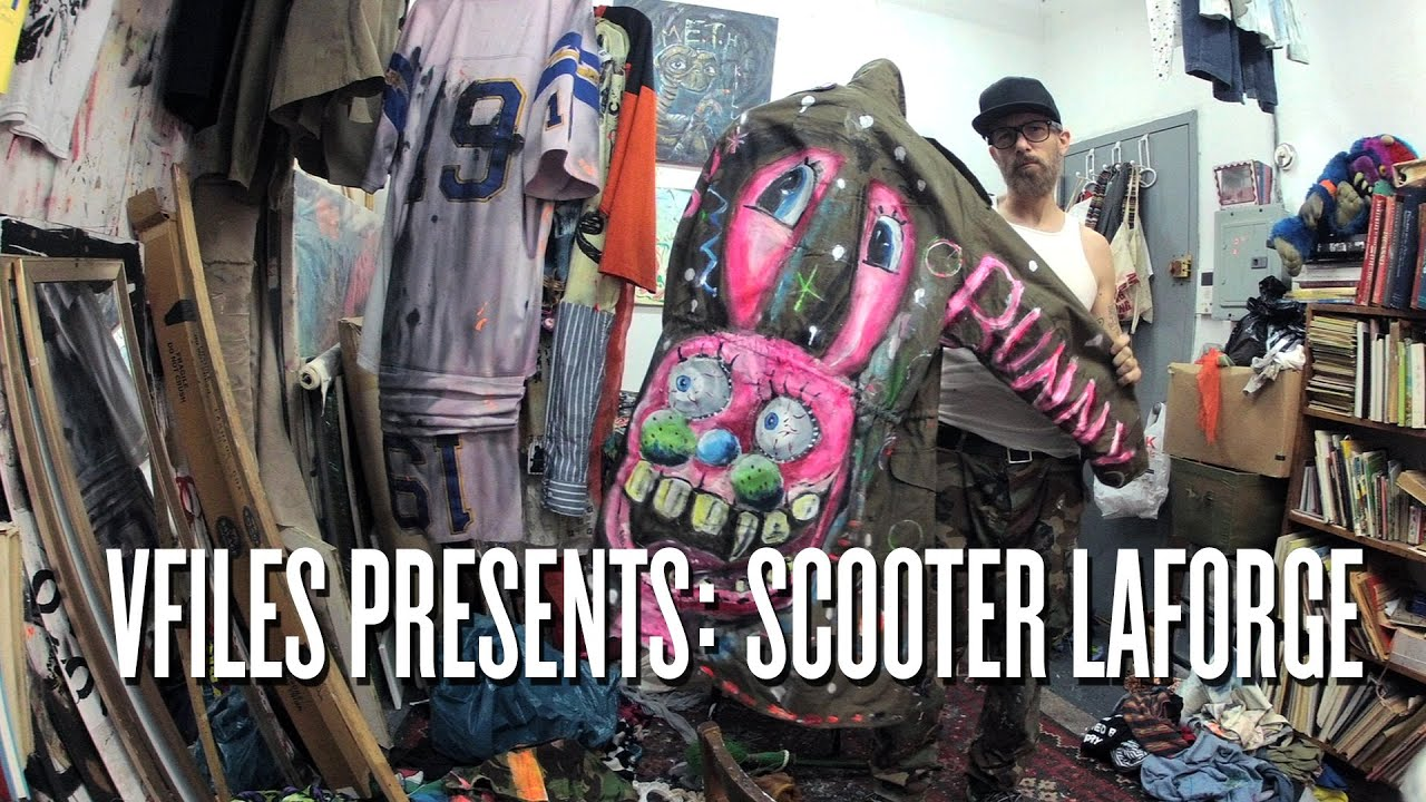 VFILES PRESENTS: SCOOTER LAFORGE
