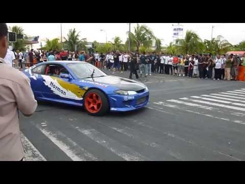 Fast & Furious 6 Manila Premiere Drift Exhibition