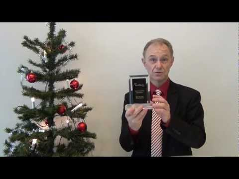 Christmas Greetings from eBuilder´s CEO, Bengt Wallentin.