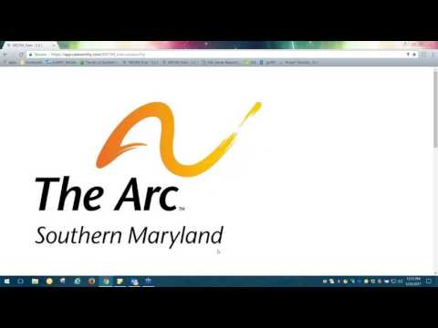 2017 01 25 CaseWorthy Customer Webinar featuring the Arc of Southern Maryland