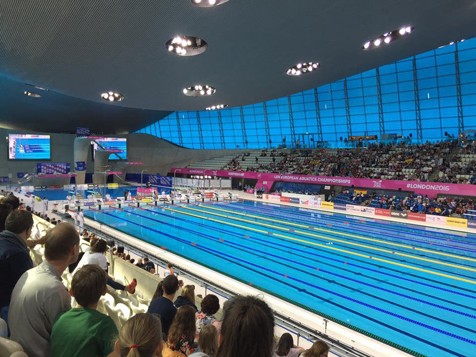 Olympic Park Aquatics Centre