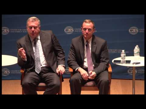C2ES Business Resiience Discussion at Climate Week NYC