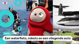 De nieuwste uitvindingen op de grootste tech-show