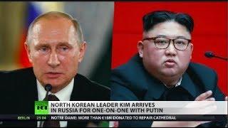Game-changer: Kim visits Putin