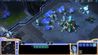 Maze Esports - Double Gate 5 Zealot Build - Protoss Tutorial